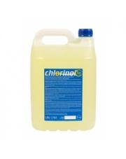 CHLORINOL Zasadowy preparat do mycia i dezynfekcji sprzętu dojarskiego 5 L