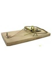 BROS łapka na myszy drewniana