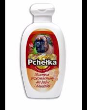 PCHEŁKA Szampon przeciwpchelny dla psów i szczeniąt 180 ML
