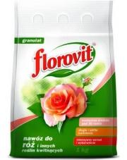 FLOROVIT nawóz do róż i innych roślin kwitnących 1 Kg
