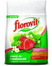 FLOROVIT nawóz do truskawek i krzewów owocowych 1 Kg