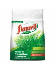 FLOROVIT nawóz do trawników 1 Kg