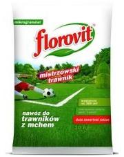 FLOROVIT nawóz do trawników 10 Kg