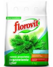 FLOROVIT nawóz przeciwko brązowieniu igieł 1 Kg