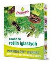 FRUKTOVIT plus do roślin iglastych 1,2 Kg