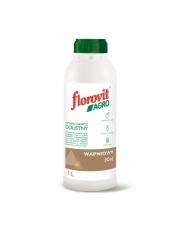 FLOROVIT AGRO płynny nawóz dolistny WAPNIOWY 1 L