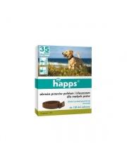 BROS obroża Happs przeciw pchłom i kleszczom dla psów 35 CM
