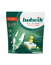LUDWIK All in one tabletki do zmywarek 41 SZT