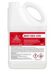 Płyn do dezynfekcji powierzchni i urządzeń Best Dez-Cov