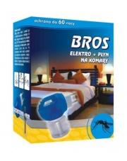 BROS elektro + płyn na komary 60 nocy