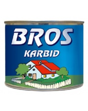 BROS karbid granulowany 500 G