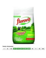 FLOROVIT nawóz do trawników 5 Kg