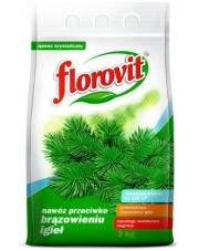FLOROVIT nawóz przeciwko brązowieniu igieł 3 Kg