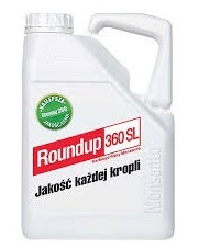 ROUNDUP PLUS 360 SL 5 L