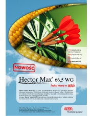 HECTOR Max 66,5 WG 2200 G + 0,5 L x 3  Trend