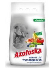 AZOFOSKA granulowana 3 Kg