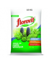 FLOROVIT nawóz do roślin iglastych 10 KG
