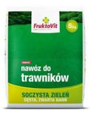 FRUKTOVIT plus do trawników 5 Kg