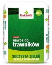 FRUKTOVIT plus do trawników 25 Kg