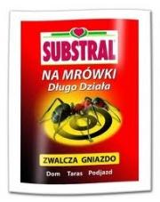 SUBSTRAL na mrówki w granulacie 100 G