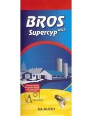 BROS Supercyp 6WP - preparat do oprysku na muchy 25 G