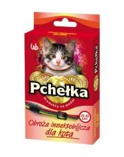 OBROŻA PCHEŁKA insektobójcza dla kota 20-30 CM